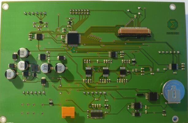 Professional Lead Free HASL Turnkey PCB Assembly Heavy Copper
