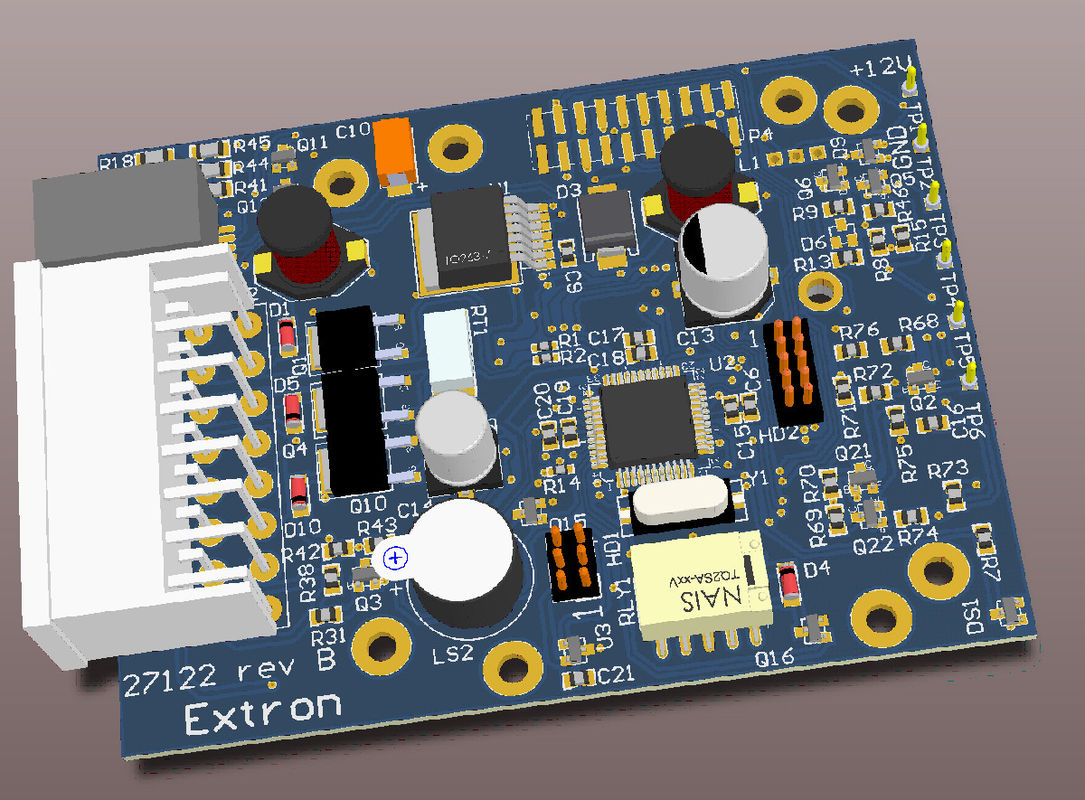 Professional Oem Electronic Pcb Assembly Prototype Rohs Pcba Circuit Boardrf4 Multiplayer Buy Board Manufacturing Fabrication