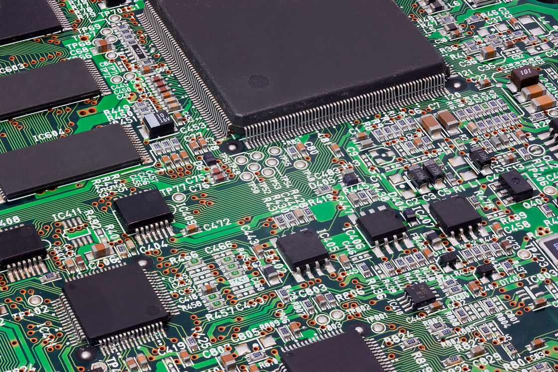 Professional Rohs Compliance Rigid Circuit Board Assembly Lf Hasl Printed Multi Layers Immerison Gold Pcb Services