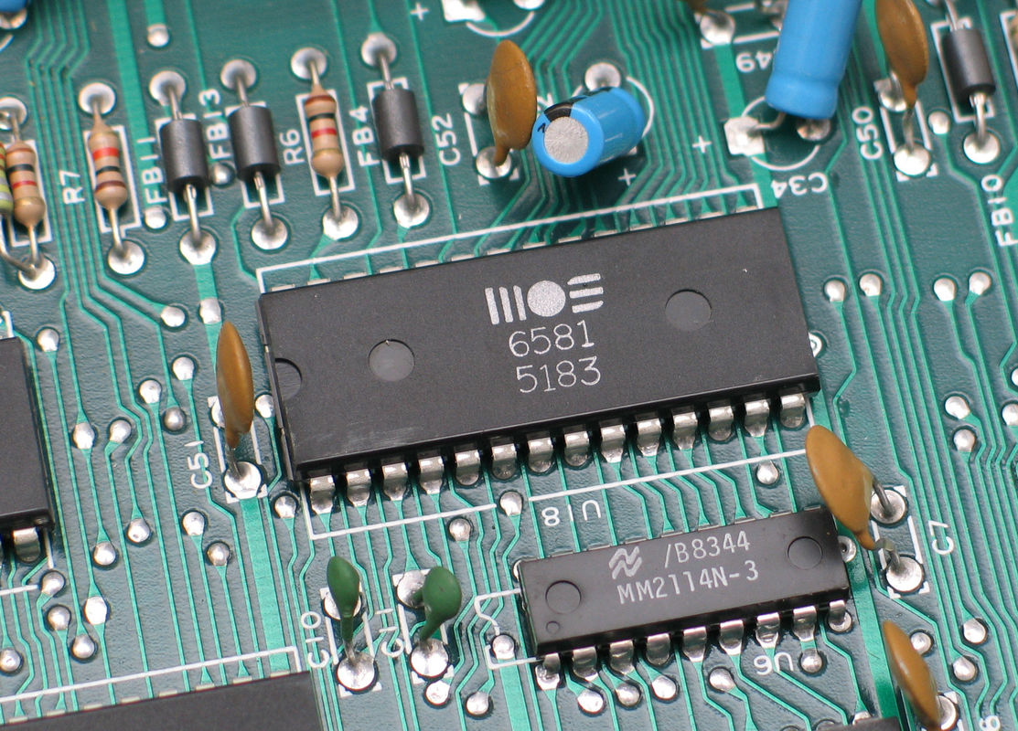Professional Custom Pcb Assembly With Chip On Board Service Layers Multilayer Printed Circuit China
