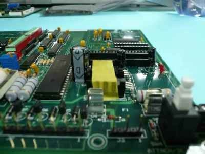 Professional FR4 material Turnkey PCB Assembly HAL Surface Finishing