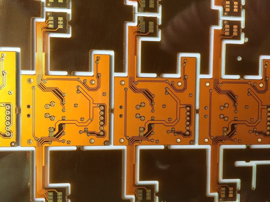 Professional Flexible Circuit Board Assembly Polyimide Material Printed Assemblies Pcba Thru Hole Smt Bga Etc Copper 5oz Rohs Compliant Plated Surface Finish In Medical