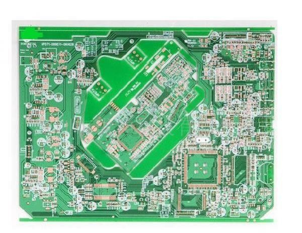 Professional PCBA ENIG Surface Finish Soldering Double Sided PCB 2