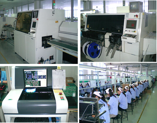 Professional SMT PCB Manufacturing And Assembly High Density