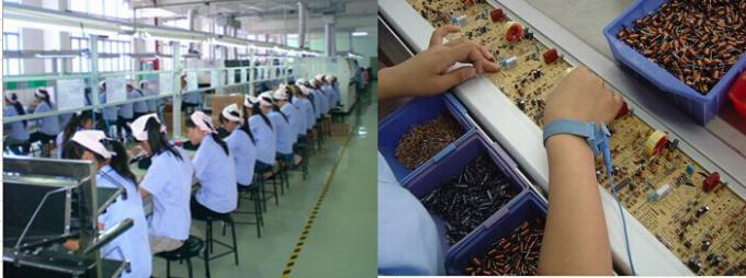 Lead Free HASL Turnkey PCB Assembly Heavy Copper Reliability PCB ROHS