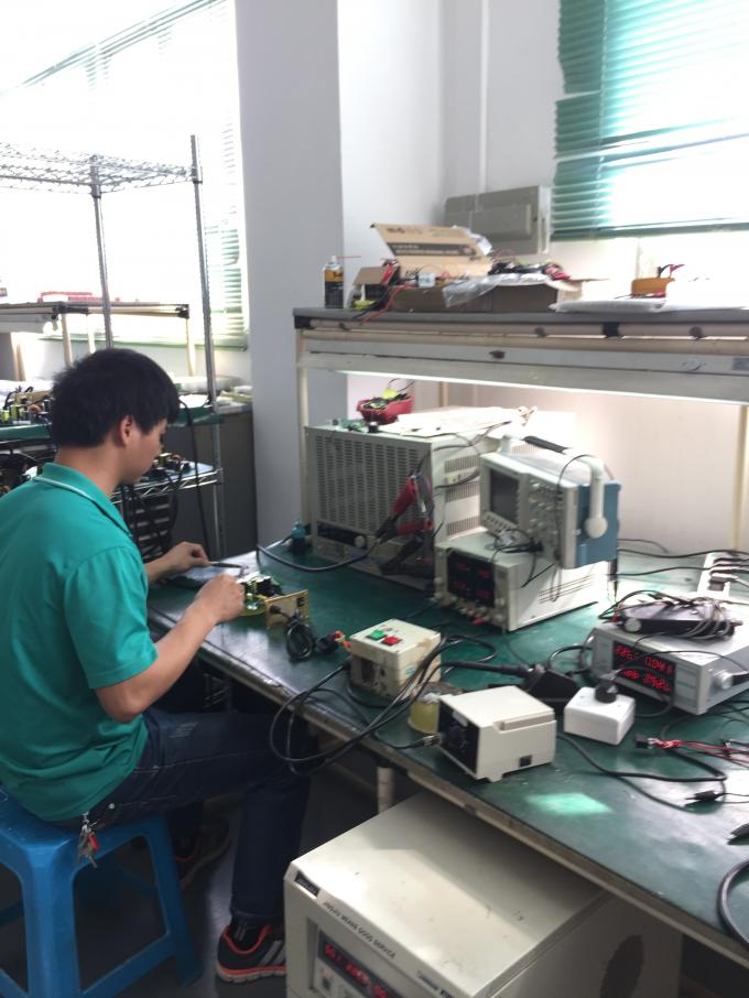 RoHS compliance Rigid Circuit Board Assembly , LF HASL PCB Assembly services