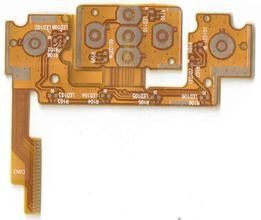 Good Quality ISO/UL 4 Layer Flexible PCB With PI Stiffener Flex PCB Prototype Suppliers