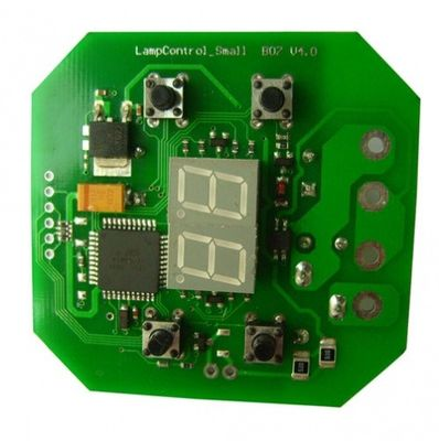 Good Quality Professional FR4 Rigid Printed Circuits Board Assembly Services RoHS PCBA Suppliers