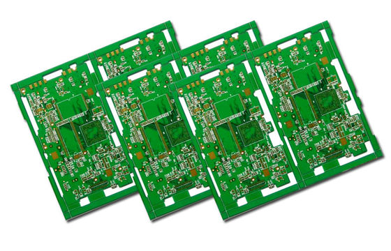 Good Quality Different Layer PCB Immersion Gold Surface Fnishing With FR4 Material Suppliers