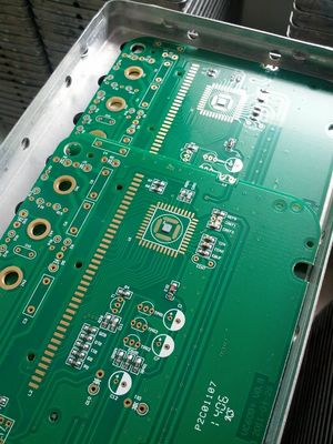 Good Quality PCB CEM-3 Chip On Board Assembly Multilayer Lead Free HASL Surface Finishing Suppliers