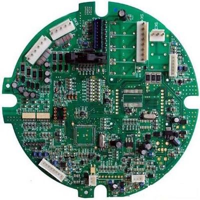 Good Quality Professional Round PCB Turnkey PCB Assembly for Digital Photo Frame Suppliers