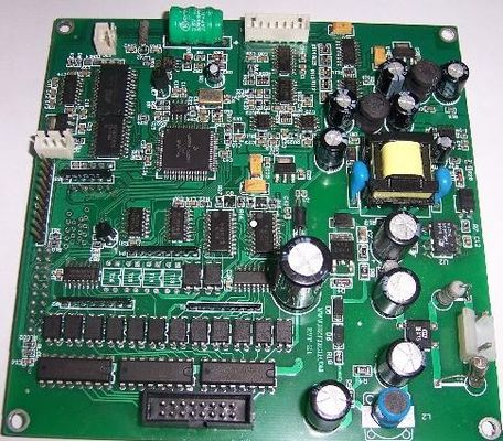 Good Quality Power Controller PCB Hard Gold Plating PCB with SMT / THT Assembly Suppliers