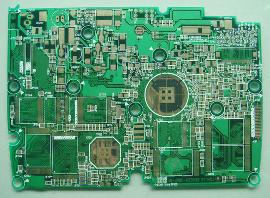 Good Quality Professional FR4 Printed Circuit Boards Rigid PCB Lead Free HASL Suppliers