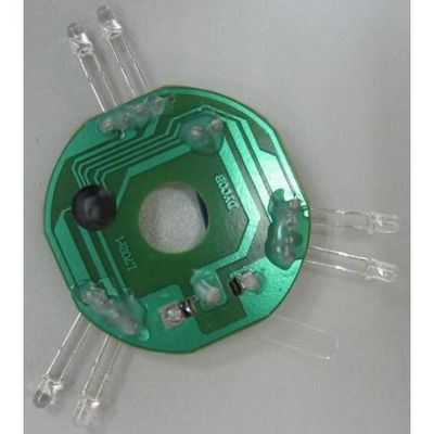 Good Quality Through hole LED PCB Assembly / OEM 94V0 FR4 PCB Board / PCB Assembly for LED Light Suppliers
