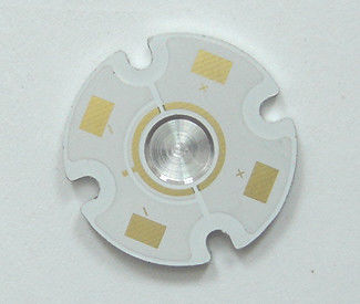 Good Quality White Solder Mask 1.6MM Single Sided LED PCB Board Assembly Suppliers