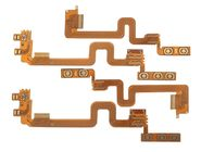 1 oz Copper Flexible PCB 0.15mm Double Sided Printed Circuit Boards